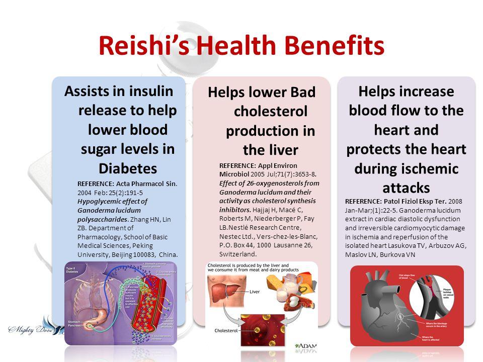 Reishi's Health Benefits