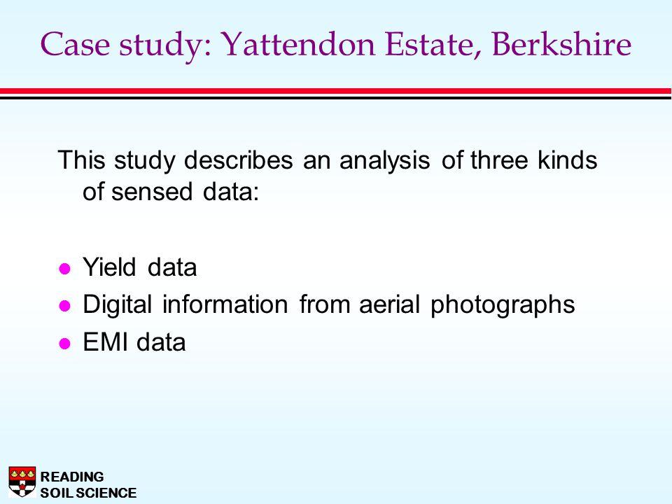 Case study: Yattendon Estate, Berkshire
