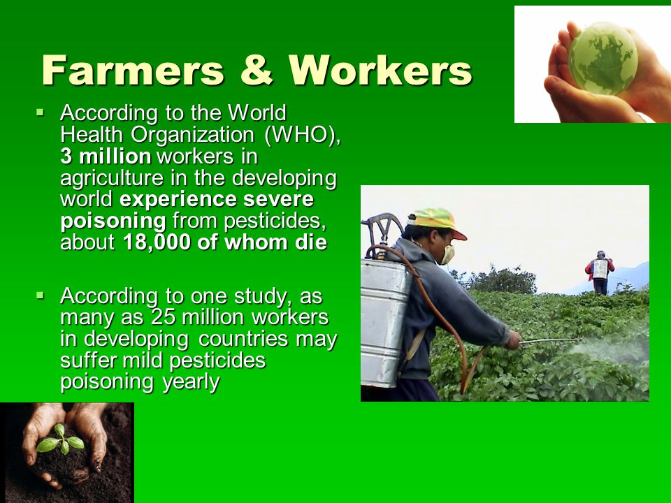Farmers & Workers