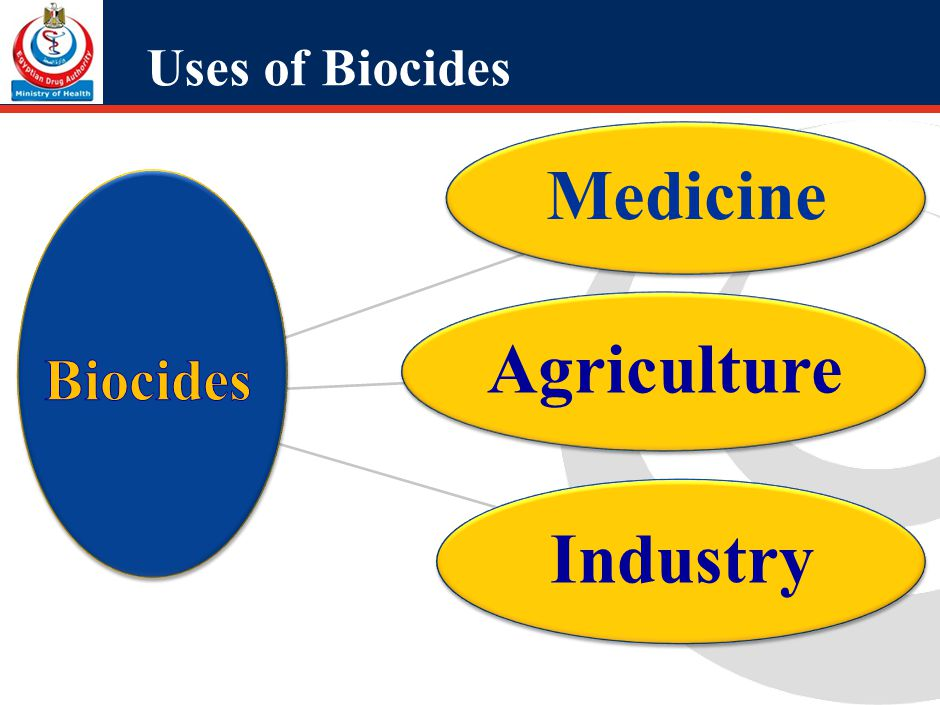 International Classification of Biocidal Product