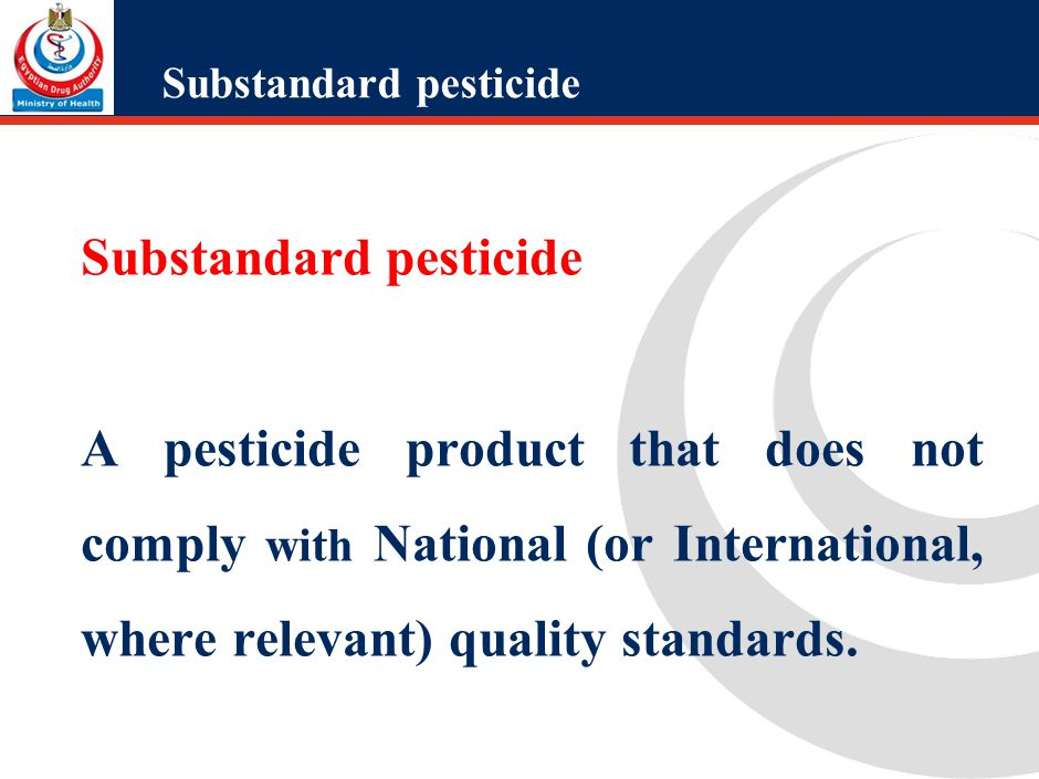 Most pesticides contain chemicals that can be harmful to people, animals, or the environment.