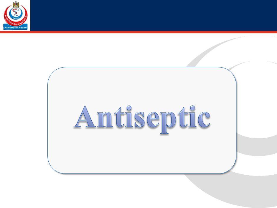 Antiseptic tic