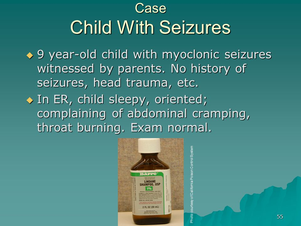 Case Child With Seizures