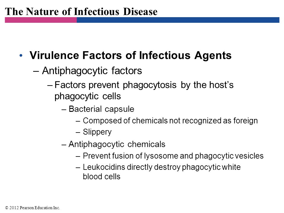 The Nature of Infectious Disease