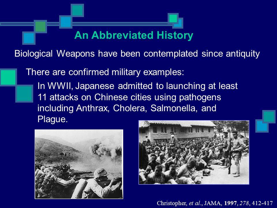 An Abbreviated History