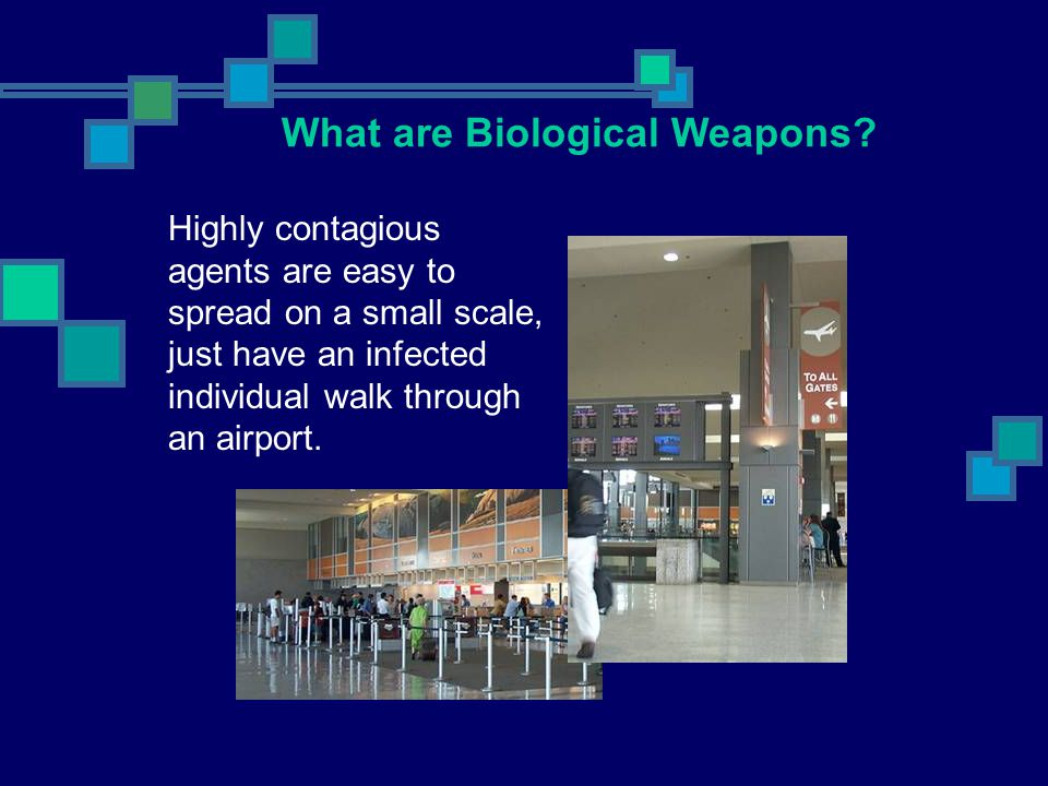 What are Biological Weapons