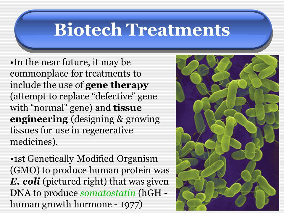 Biotech Treatments