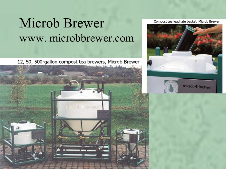 Microb Brewer www. microbbrewer.com
