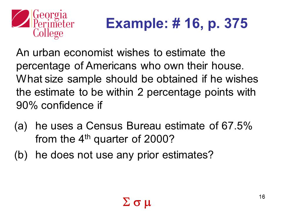 Example: # 16, p. 375