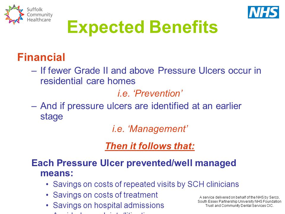 Expected Benefits Financial