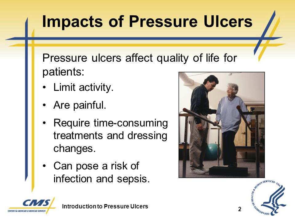 Impacts of Pressure Ulcers