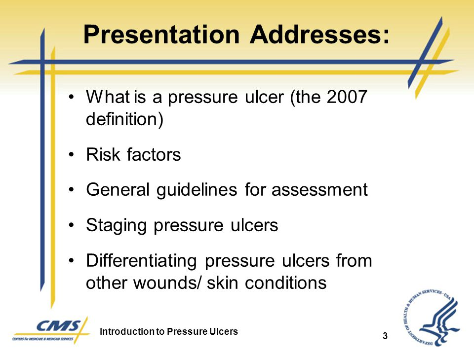 Presentation Addresses: