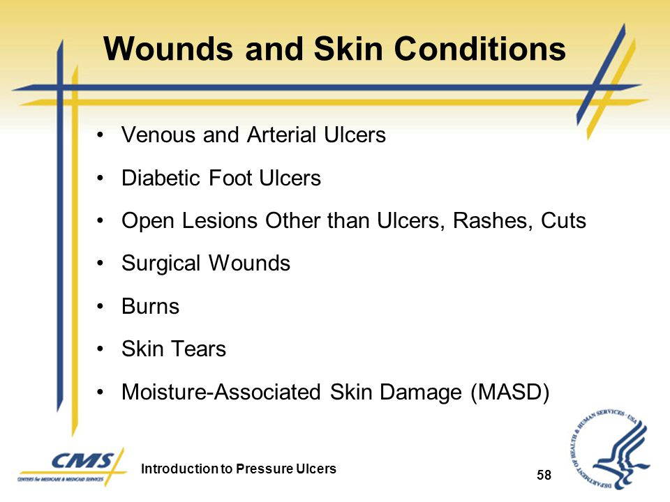 Wounds and Skin Conditions