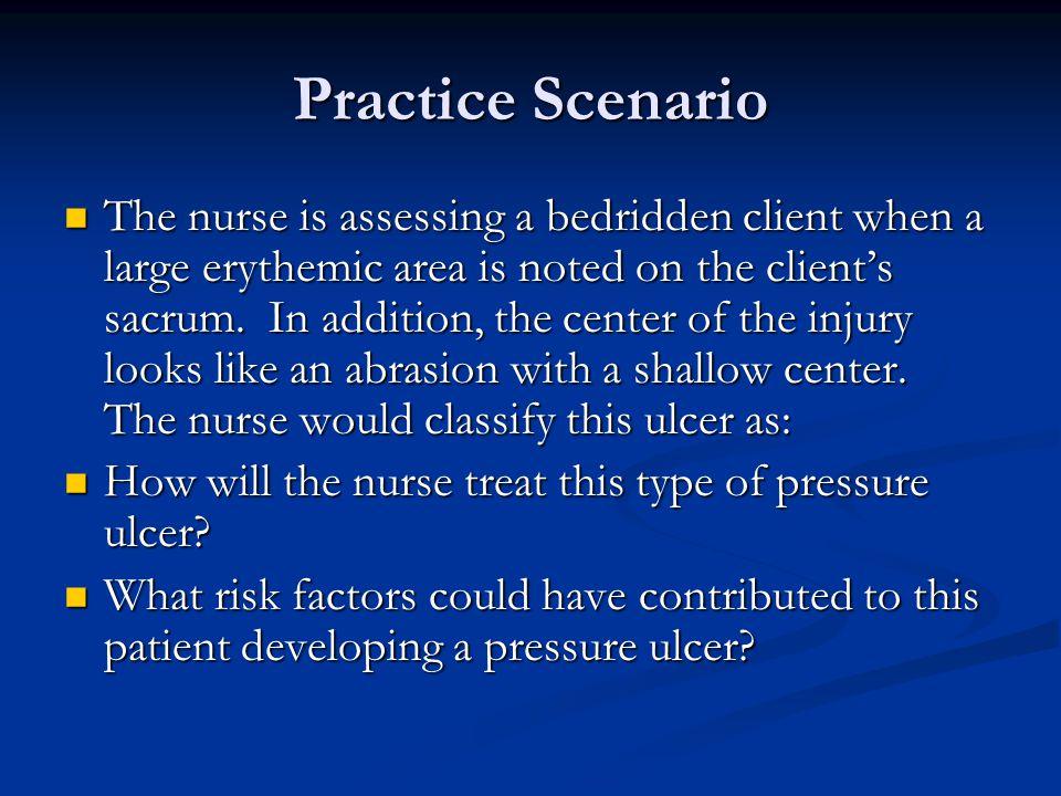 Practice Scenario