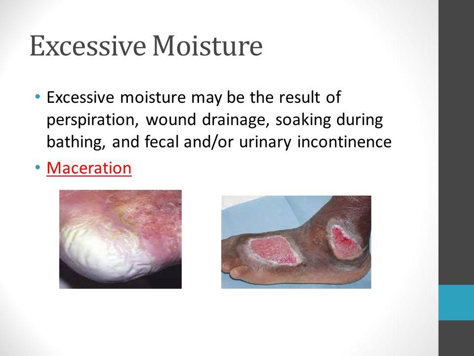 Excessive Moisture