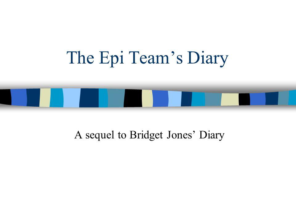 A sequel to Bridget Jones' Diary