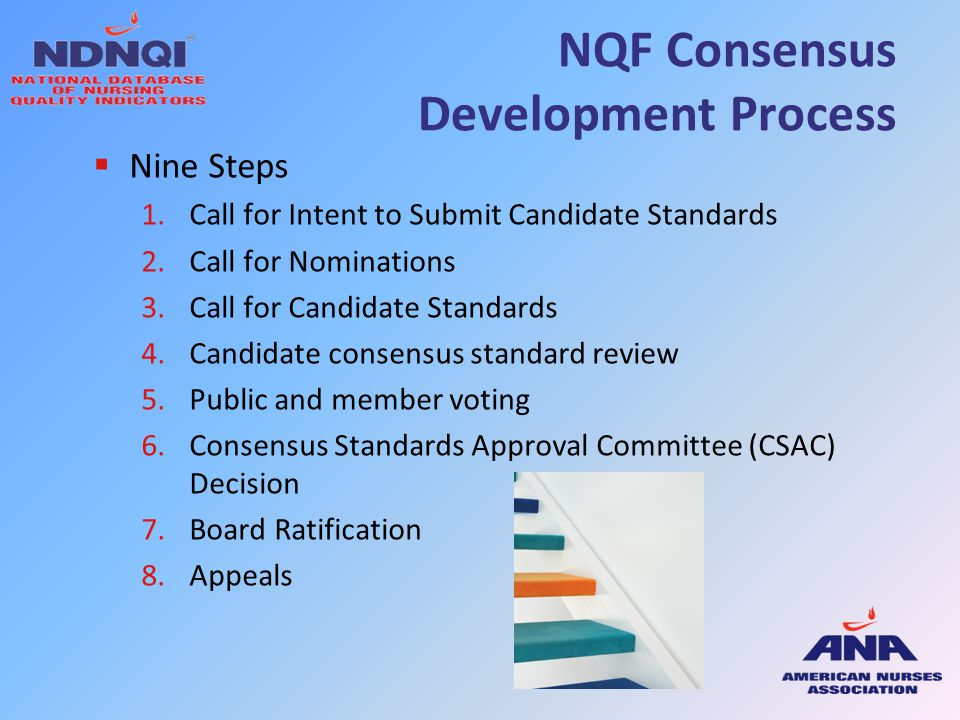 NQF Consensus Development Process