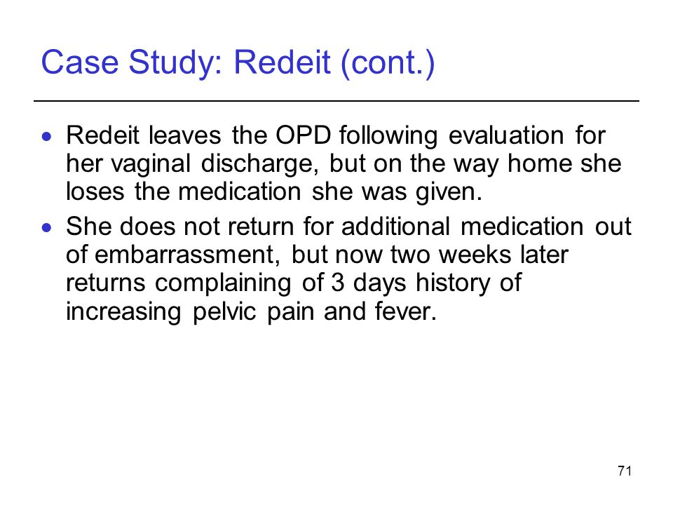 Case Study: Redeit (cont.)