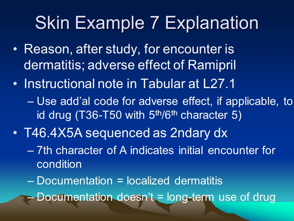Skin Example 7 Explanation
