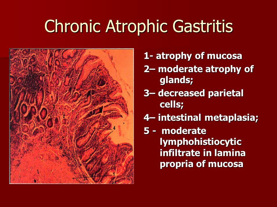 Chronic Atrophic Gastritis