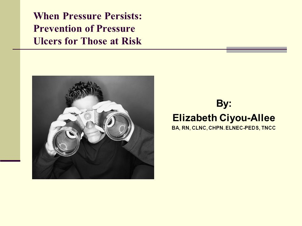 Elizabeth Ciyou-Allee BA, RN, CLNC, CHPN. ELNEC-PEDS, TNCC