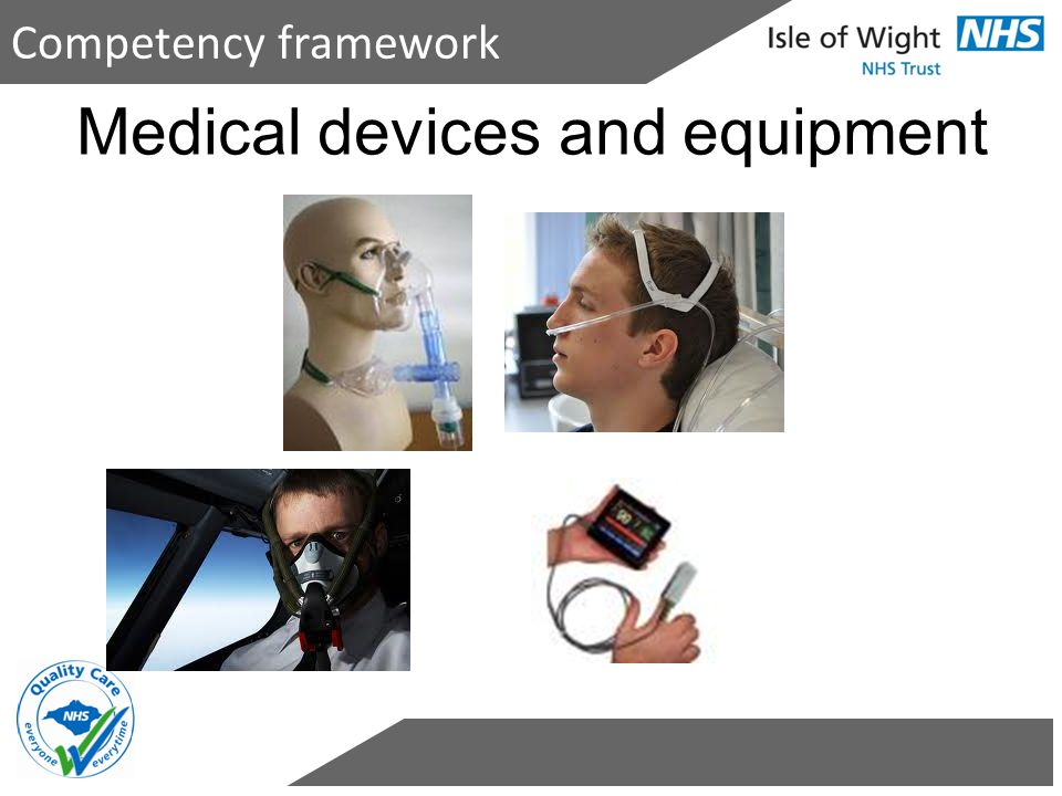 Medical devices and equipment
