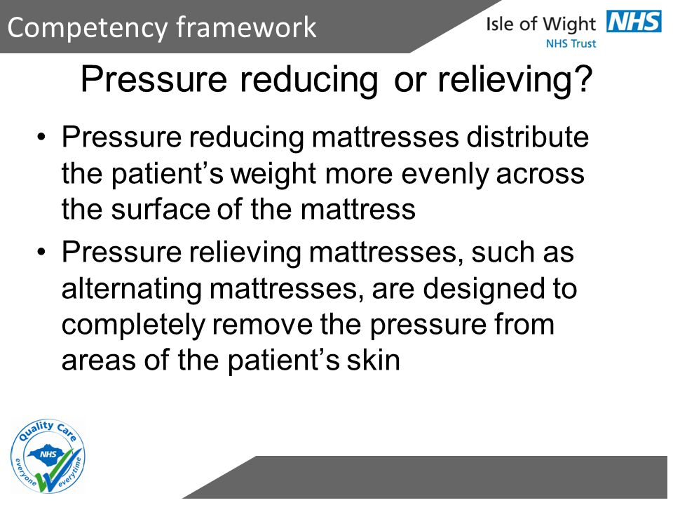 Pressure reducing or relieving