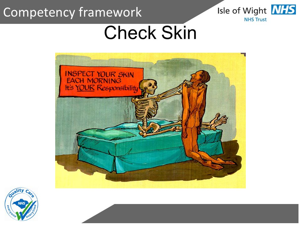Competency framework Check Skin