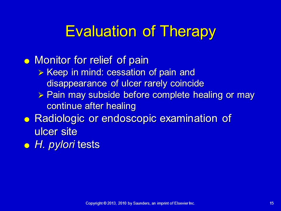 Evaluation of Therapy Monitor for relief of pain