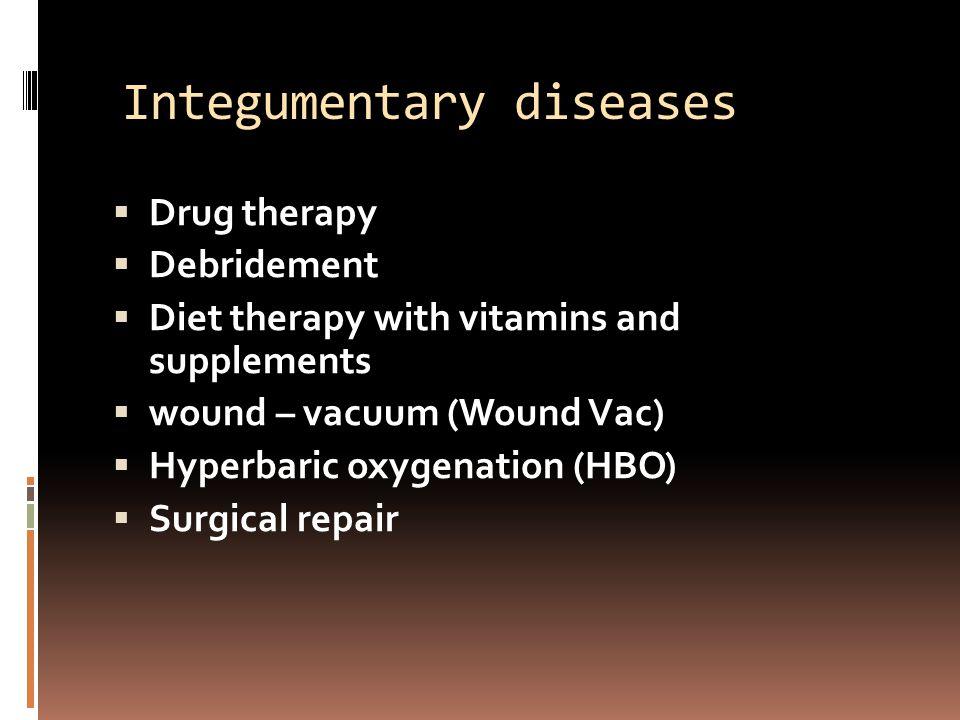 Integumentary diseases