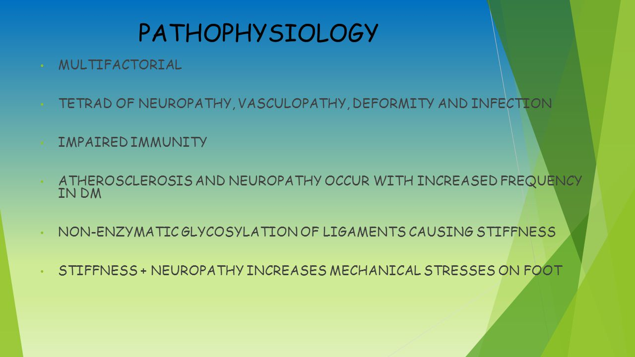 PATHOPHYSIOLOGY MULTIFACTORIAL