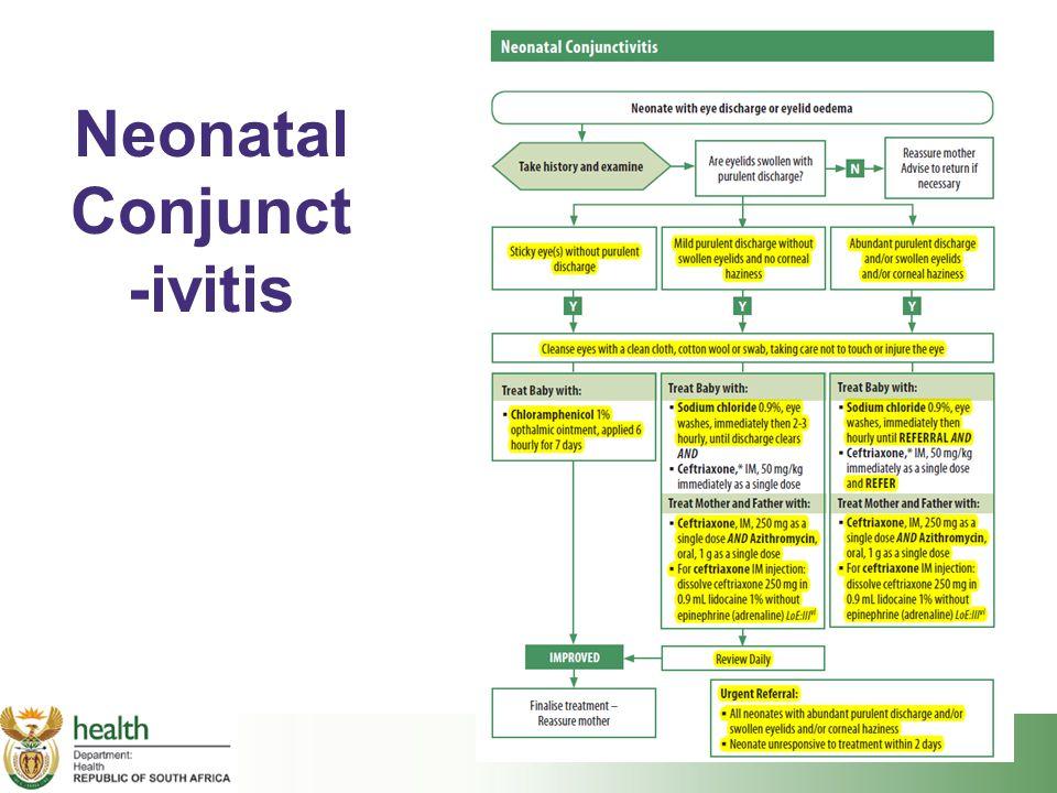 Neonatal Conjunct-ivitis