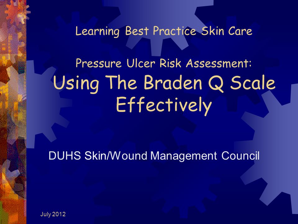 DUHS Skin/Wound Management Council