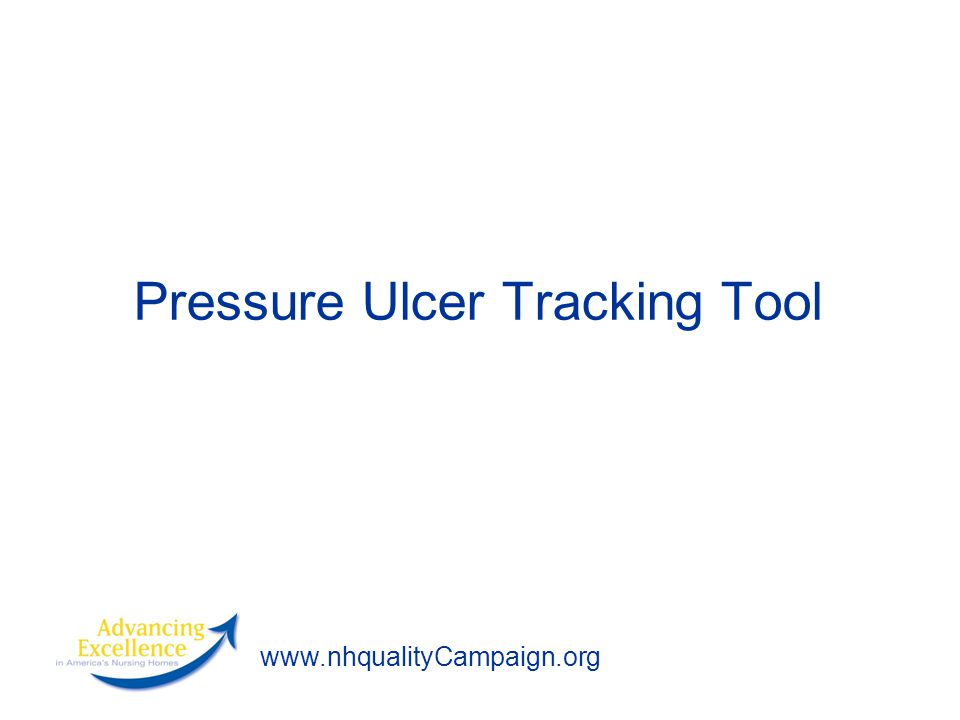 Pressure Ulcer Tracking Tool