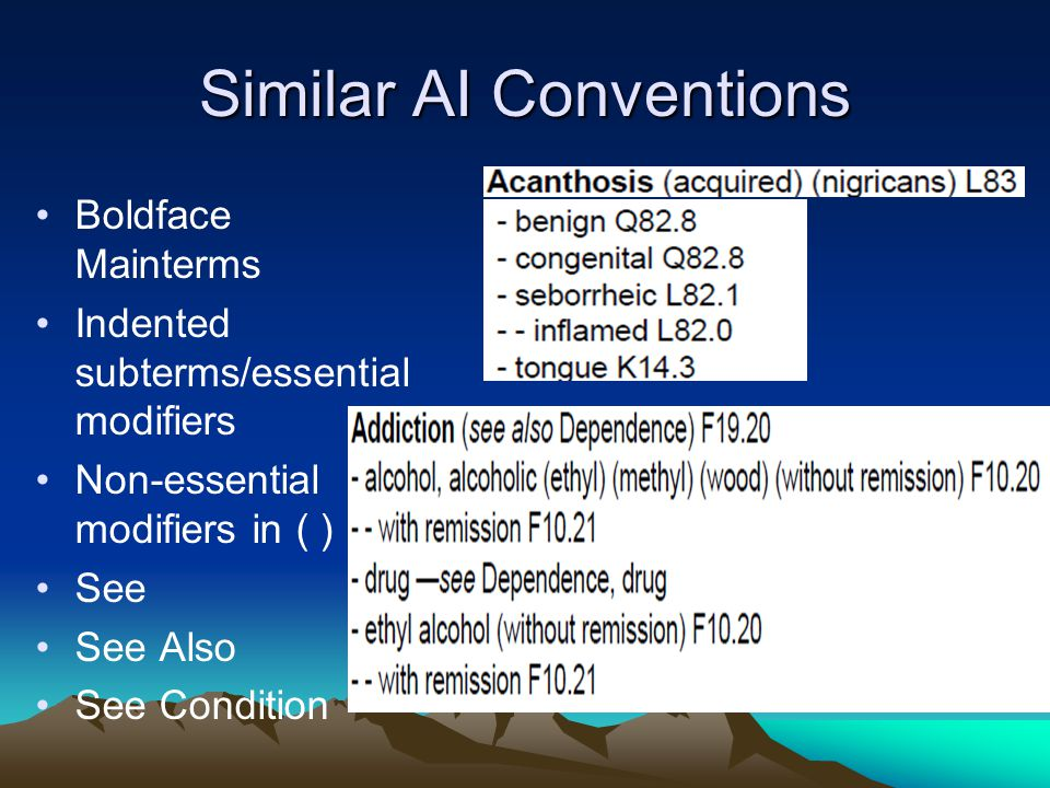 Similar AI Conventions