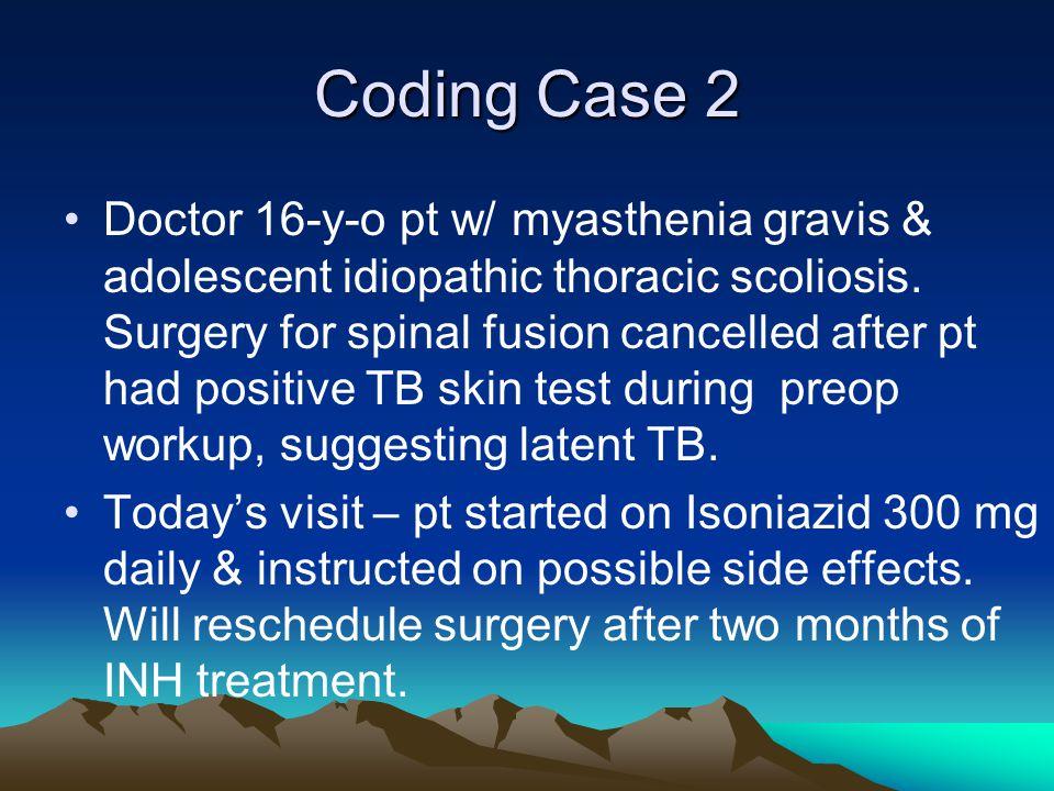 Coding Case 2