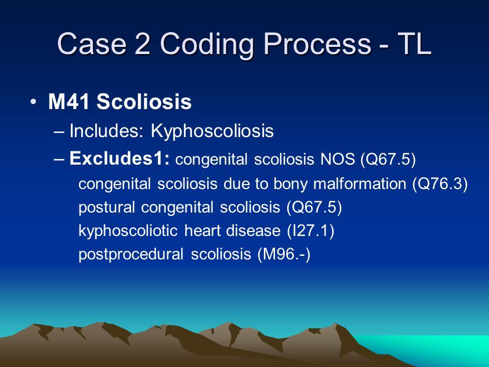 Case 2 Coding Process - TL