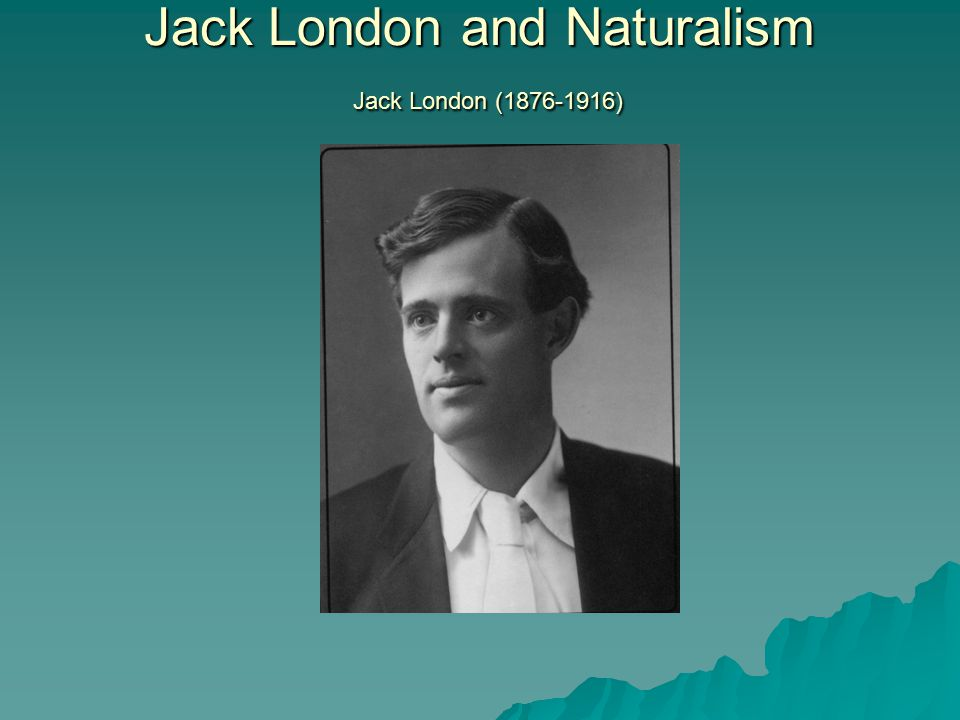 an analysis of jack londons belief in darwinism The term social darwinism is used to refer to various ways of thinking and theories that emerged in the second half of the 19th century and  spencer supported laissez-faire capitalism on the basis of his lamarckian belief that struggle for survival spurred self  and novelist jack london wrote stories of survival that incorporated.