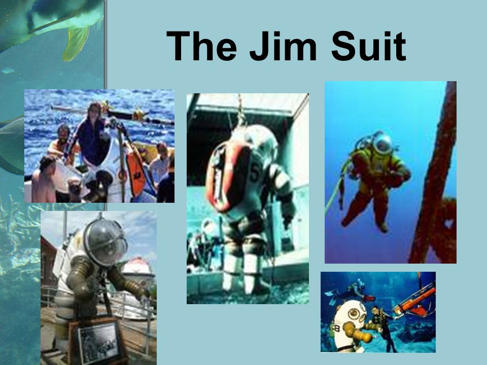 The Jim Suit