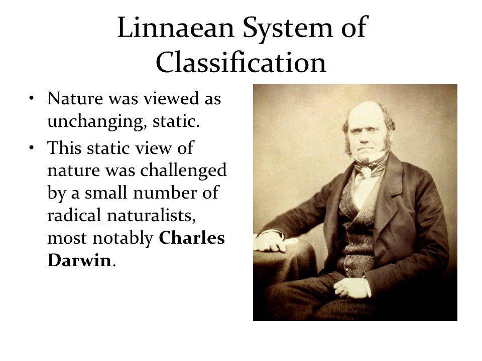 Linnaean System of Classification