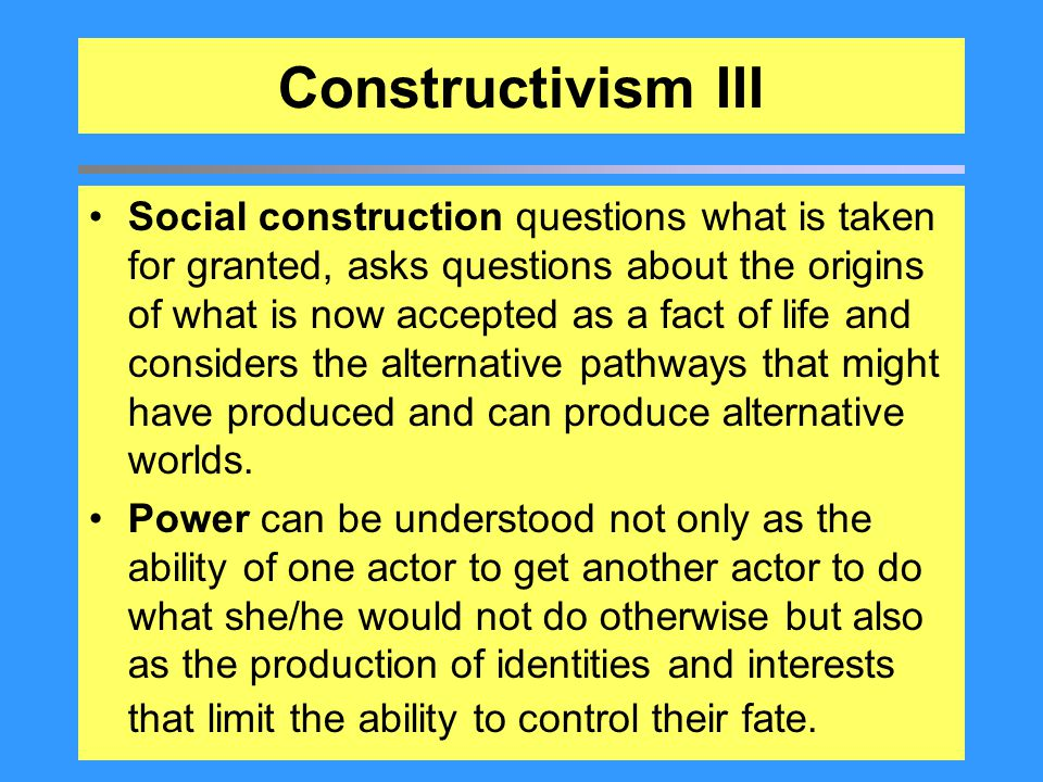 social constructionism Social construct definition at dictionarycom, a free online dictionary with pronunciation, synonyms and translation look it up now.