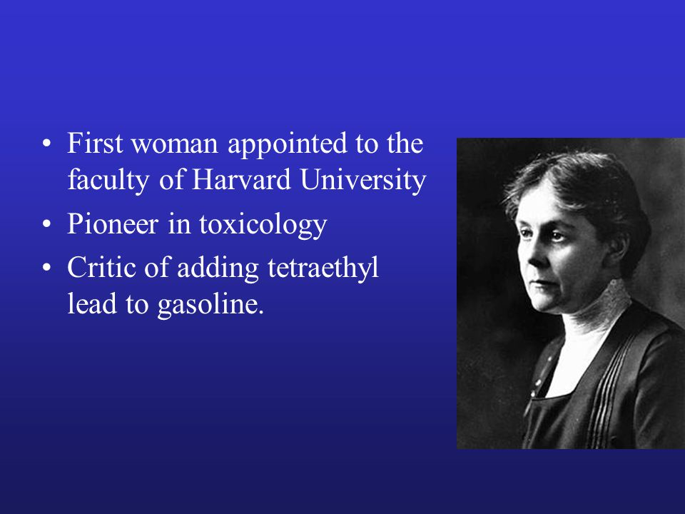 First woman appointed to the faculty of Harvard University