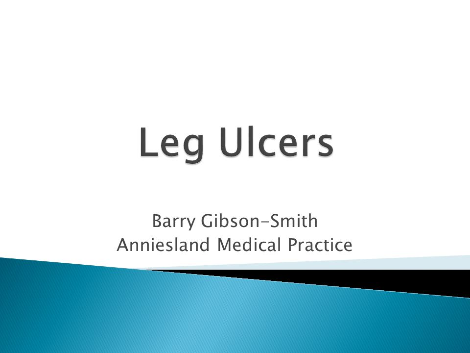 Barry Gibson-Smith Anniesland Medical Practice