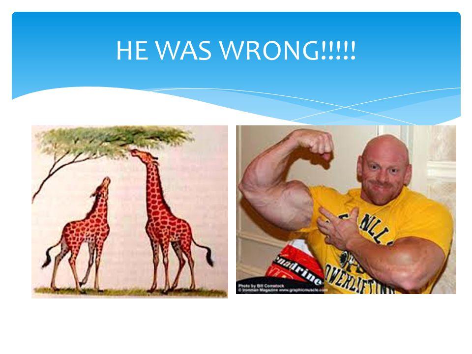 HE WAS WRONG!!!!!
