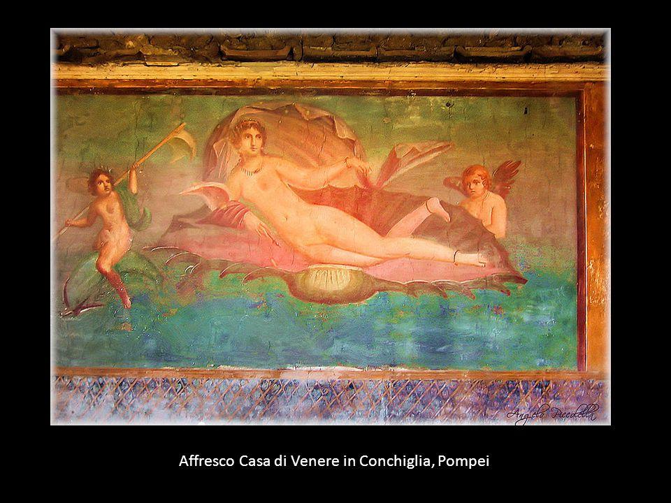 Affresco Casa di Venere in Conchiglia, Pompei