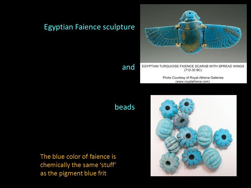 Egyptian Faience sculpture