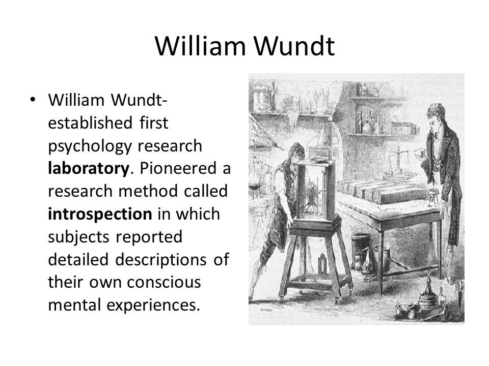 William Wundt