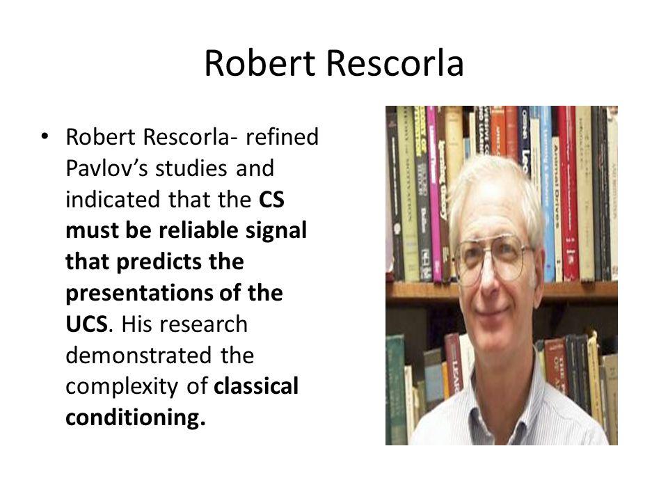 Robert Rescorla