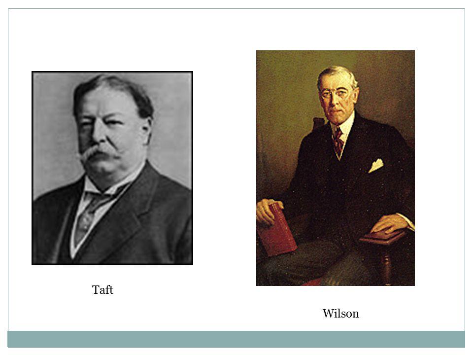 Taft Wilson