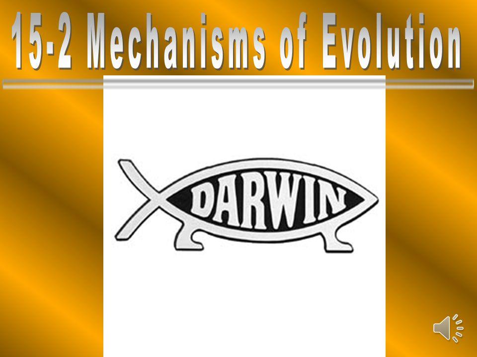 15-2 Mechanisms of Evolution